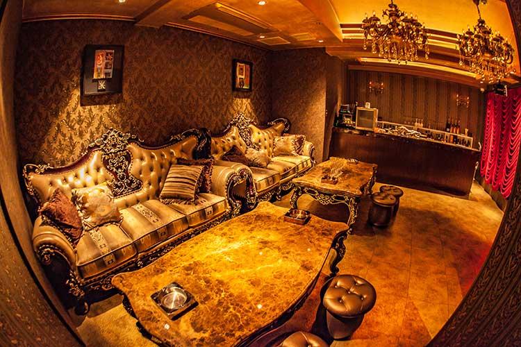 VIP高級カラオケ付き個室 Private Luxury Room 2